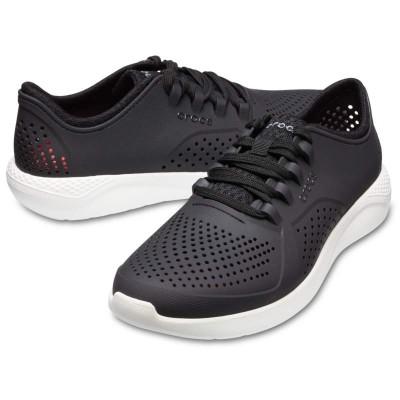 [クロックス公式] 靴 ライトライド ペイサー メン メンズ、男性用 ブラック/黒 25cm,26cm,27cm,28cm,29cm Men's LiteRide Pacer