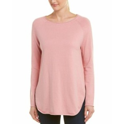 IN Cashmere インカシミア ファッション トップス In Cashmere Boat Neck Pullover M Pink