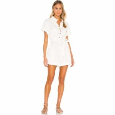 ローラズ ROLLAS レディース オールインワン プレイスーツ ワンピース・ドレス Horizon Playsuit Vintage White