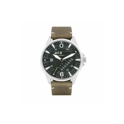 おしゃれ 個性的 高品質 腕時計 AVI-8 AV-4055-03 Hawker Harrier II Wristwatch