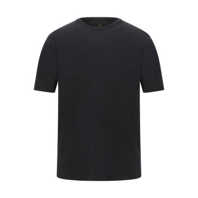 BATONER T シャツ ブラック 1 コットン 100% T シャツ