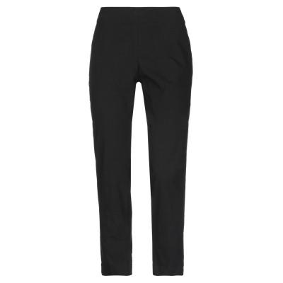 MALÌPARMI パンツ ブラック 48 コットン 98% / ポリウレタン 2% パンツ