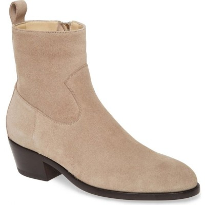 ジミー チュウ JIMMY CHOO レディース ブーツ ウエスタンブーツ シューズ・靴 and Kaia Jesse Western Boot Stone