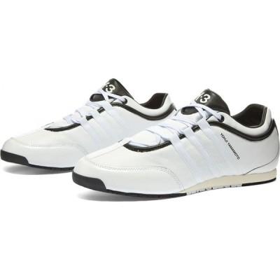 ワイスリー Y-3 メンズ スニーカー シューズ・靴 Boxing White