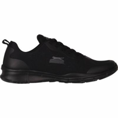 スラセンジャー Slazenger メンズ スニーカー シューズ・靴 Jigsaw Trainers Black/Black