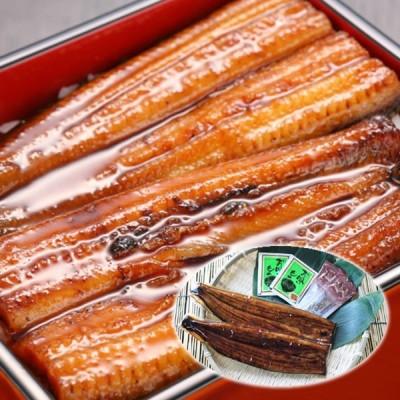 築地魚群 浜名湖うなぎ 蒲焼きセット(2人前) 国産鰻