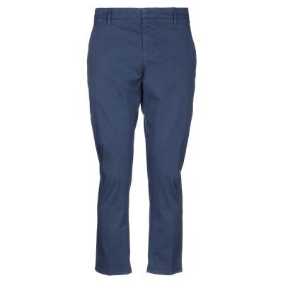 ドンダップ DONDUP パンツ ブルー 35 コットン 96% / ポリウレタン 4% パンツ