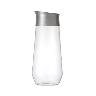 KINTO/キントー LUCE ウォーターカラフェ 1L 冷水筒 ピッチャー ウォーター カラフェ 耐熱 ガラス ポット 食洗機対応 電子レ