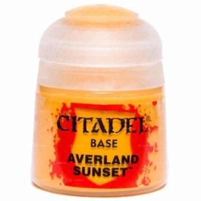 5011921026180:シタデルカラー ベースコート アヴァーランド・サンセット Averland Sunset 21-01【新品】 フィギュア塗料 ゲームズワー…