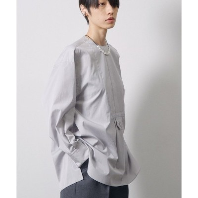 シャツ ブラウス JANESMITH ジェーンスミス / COTTON BROAD CLASSIC DRESS SHIRT コットンブロードクラシック