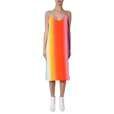 エトセシール レディース ワンピース トップス Etre Cecile Rainbow Eleonore Slip Dress -