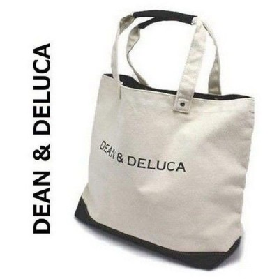 ディーンアンドデルーカ DEAN&DELUCA ディーン&デルーカ エコバッグ キャンバス トートバッグ プレゼント レディース 通勤 通学
