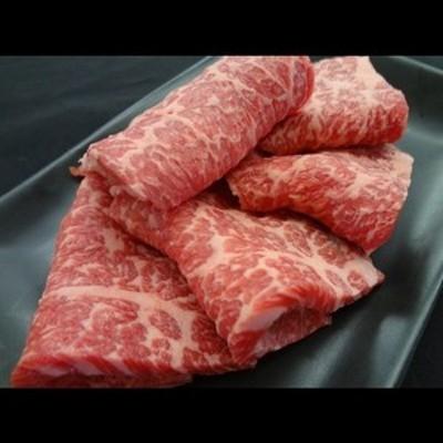 黒毛和牛とろモモロース焼肉(500g)