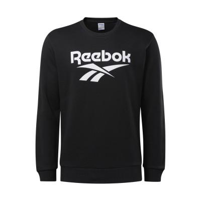 リーボック Reebok クラシックス ベクター クルー スウェットシャツ / Classics Vector Crew Sweatshirt (ブラック)