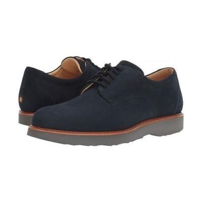 Samuel Hubbard メンズ 男性用 シューズ 靴 オックスフォード 紳士靴 通勤靴 Bucks - Navy Nubuck/Grey Outsole
