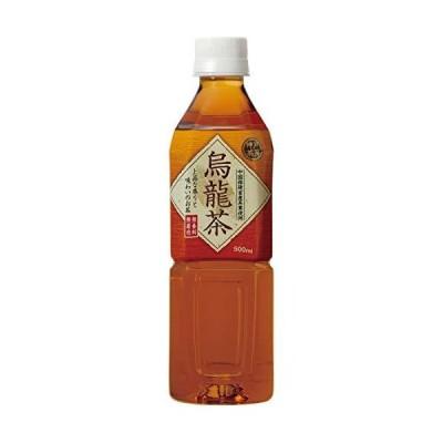 神戸茶房 烏龍茶 PET 500ml ×24本 [ 無香料 無着色 国内製造 ウーロン茶 ]