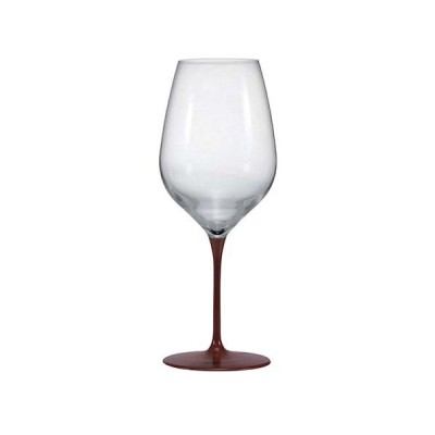 漆塗ワイングラス L 550ml 根来 ebm-p1320-3
