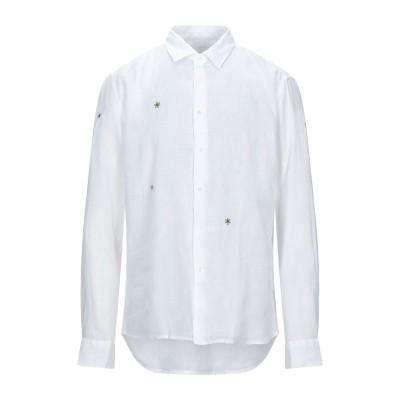 アルテア ALTEA シャツ ホワイト XL リネン 100% シャツ