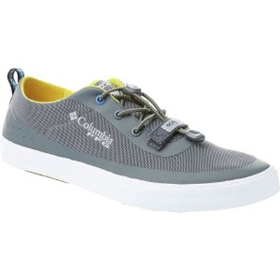 コロンビア メンズ スニーカー シューズ Dorado CVO PFG Shoe Ti Grey Steel/Electron Yellow