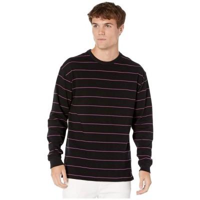 ヴァンズ Vans メンズ Tシャツ トップス Awbrey Knit Black