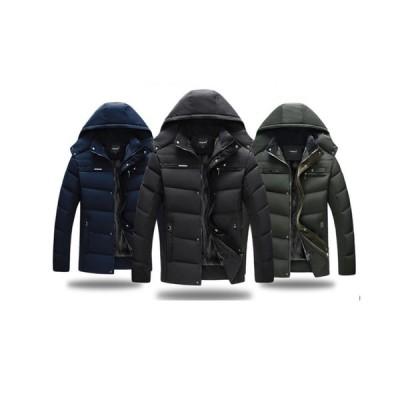メンズコート ダウンジャケット メンズ 大きなサイズ  男子冬着 防風 保温 日常着 男性 プレゼントA-00033