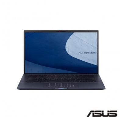 ASUS B9450FA 14吋商用筆電 (i5-10210U/8GB/512G SSD/ExpertBook/黑)