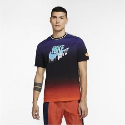 ナイキ Nike メンズ Tシャツ トップス Element T-Shirt Black/Multi