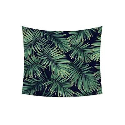 おしゃれ 壁掛け タペストリー 植物 プリント ファブリック装飾用品 北欧 アートプリント 壁掛け布 多機能装飾