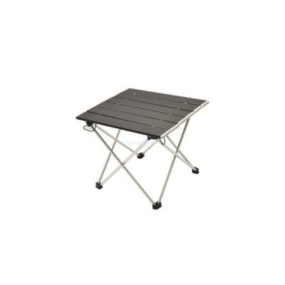 キャンプ テーブル アルミ ロールテーブル アルミテーブル アウトドア キャンプ テーブル 軽量 折りたたみ コンパクト ミニテーブル レジャー バーベキュー BB…