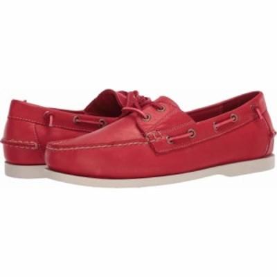 ラルフ ローレン Polo Ralph Lauren メンズ デッキシューズ シューズ・靴 Merton Red Dip-Dye Leather