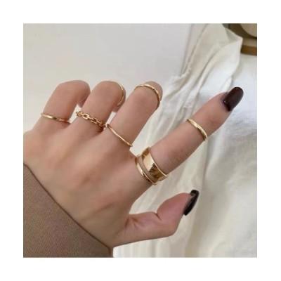 KONVINI / 【Zarabanda 】ファッションリング セット / elr-1006 WOMEN アクセサリー > リング