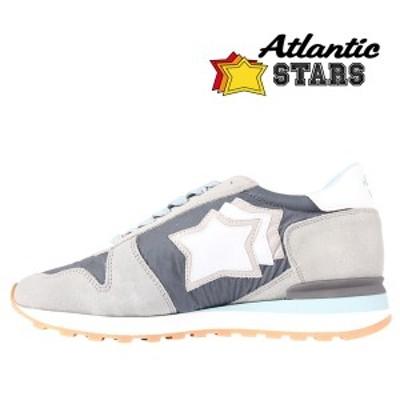 Atlantic Stars(アトランティックスターズ) スニーカー ARGO CGNY グレーホワイト 43 23145 【A23148】