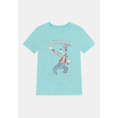 コットンオン キッズ ファッション SHORT SLEEVE TEE - Print T-shirt - dream blue