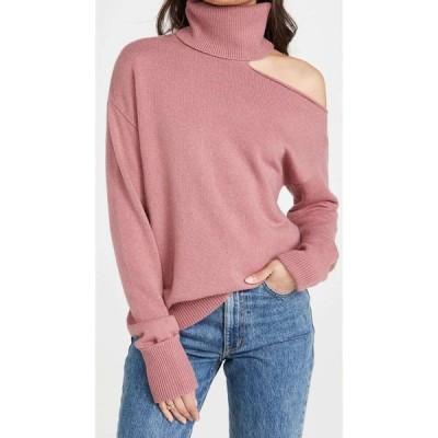 ペイジ PAIGE レディース ニット・セーター トップス Raundi Sweater Mesa Rose