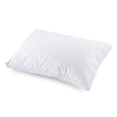 IKSTAR 人気安眠枕 洗える快眠枕 高反発 ホテル仕様 肩こり対策 いびき防止 頚椎サポート 横向き対応 高さ調節可 丸洗い可能 立体構造 ピロー 44x67cm ホワイト