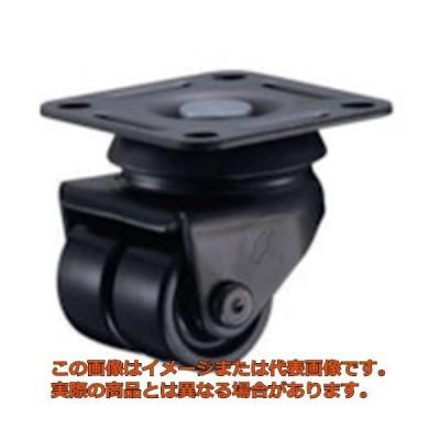ハンマー 低床中荷重用旋回式ナイロン車輪 38mm 550PN38BAR01
