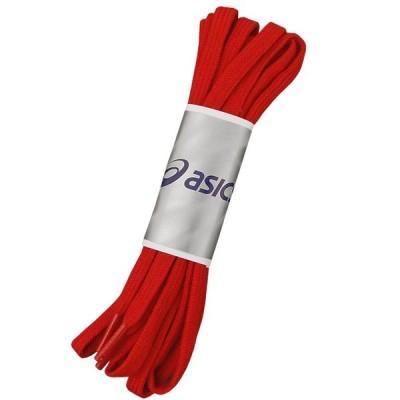 (アシックス) ASICS/シューレース細タイプ/レッド/120/TXX116-23/簡易配送(CARDのみ送料注文後変更/1点限/保障無)