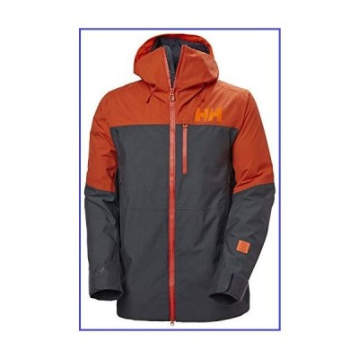 Helly-Hansen メンズ ストレートライン LIFALOFT スキージャケット 983スレート XXL