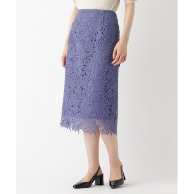 AG by aquagirl / 花柄レースタイトスカート WOMEN スカート > スカート