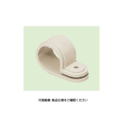 未来工業未来工業 PF管片サドル ナイロンタイプ KTF-14NM 1セット(50個)(直送品)