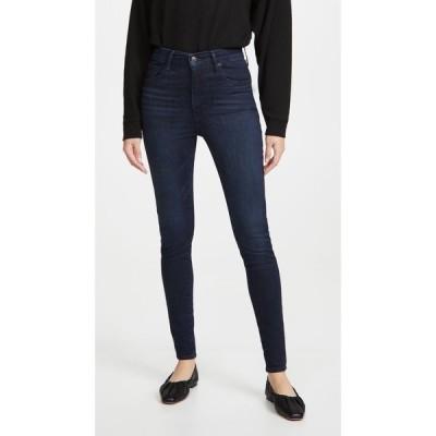 リーバイス Levi's レディース ジーンズ・デニム ボトムス・パンツ Mile High Super Skinny Jeans Echo Darkness