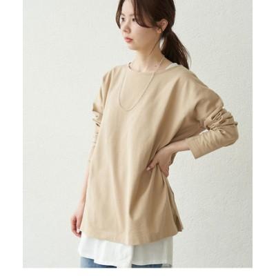 【WEB限定】【ORGABITS】ビッグシルエットロングTシャツ
