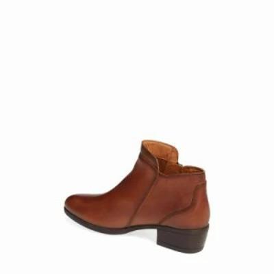 ピコリノス ブーツ Daroca Bootie Cuero Leather