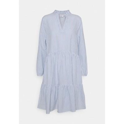 サントロペ ワンピース レディース トップス ELMIKO DRESS - Day dress - celestial blue