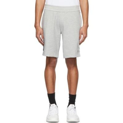 モンクレール Moncler メンズ ショートパンツ バミューダ ボトムス・パンツ Grey Bermuda Shorts Light grey