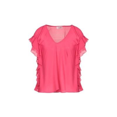 TWENTY EASY by KAOS ブラウス  レディースファッション  トップス  シャツ、ブラウス  長袖 コーラル