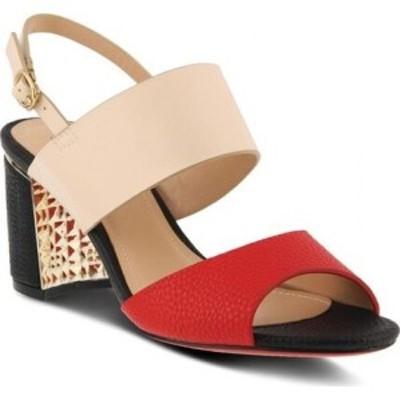 アズラ Azura レディース サンダル・ミュール シューズ・靴 Olgica Colorblock Sandal