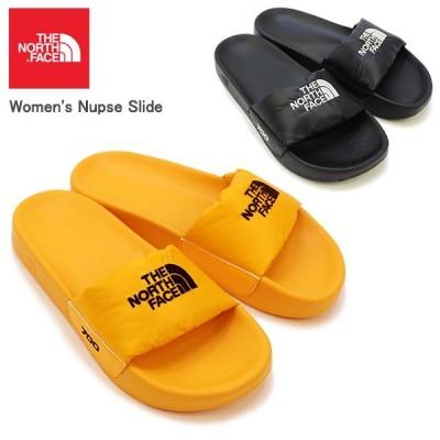 ザ・ノース フェイス THE NORTH FACE  Women's Nuptse Slide  ヌプシ スライド  サンダル 女性用 レディース US企画 [BB]