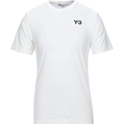 ワイスリー Y-3 メンズ Tシャツ トップス T-Shirt White