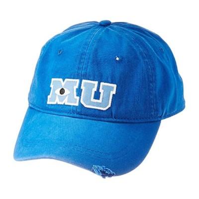 ディズニー モンスターズインク モンスターズユニバーシティ MU 大人 帽子 キャップ コスプレ 野球帽